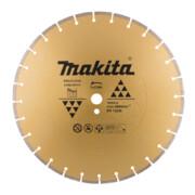 Teemantlõikeketas Makita 400 x 25,4 mm, betoonile