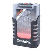 25-osaline metallipuuride komplekt Makita HSS-Co 5%