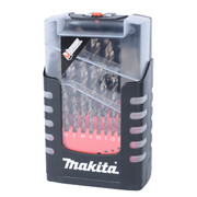 25-osaline metallipuuride komplekt Makita M-FORCE