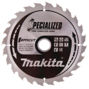 Saeketas Makita EFFICUT 235x30x2,2 mm 24T