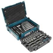 Tööriistakomplekt Makita, 120-osaline