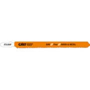 Tikksaetera CMT 132 x 1,7-2,6 mm 10-15TPI, puidule/metallile, BiM - 5 tk