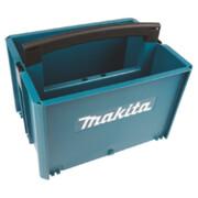 Tööriistakast Makita Makpac, avatud, suurus 2