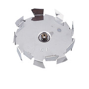 Vispel Makita DUT130 segutrellile, 130 mm INOX