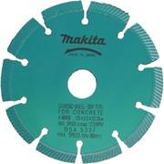 Teemantlõikeketas Makita 125x22,23mm