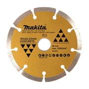 Teemantlõikeketas Makita 125x22,23mm A-84115