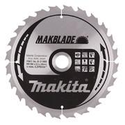Saeketas Makita 260x30x2,3mm 24T 20° - risti-ja pikilõige
