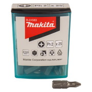 Otsak Makita PH2 x 25 mm - 25 tk