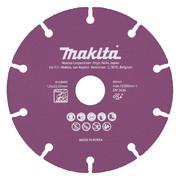 Teemant lõikeketas Makita 125x1,3x22,23mm METALLILE