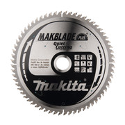 Saeketas Makita 165x20x1,9 mm 64T 10°