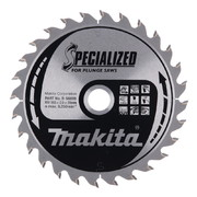 Saeketas Makita 165x20x2,0mm 28T 15°