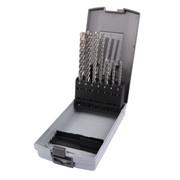 Löökpuuride komplekt Makita SDS-Plus NEMESIS2 5-12 mm, 7-osaline