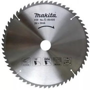 Saeketas Makita 260x30x2,4mm 60T 15°