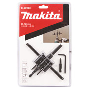 Universaalne puur-lõikur Makita 30-120 mm, D-57093