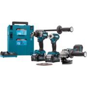 Tööriistade komplekt Makita XGT DK0125G301