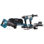 Tööriistade komplekt Makita XGT DK0126G401