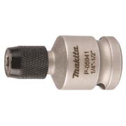 "Adapter Makita 1/2"" - 1/4"" kruvimisotsakutele, 6918D,6905H,BTW250/251/450"