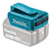 Aku adapter Makita 18V-USB (2X)